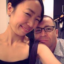 Aya & Jeff User Profile