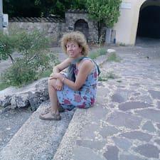 Profil utilisateur de Patrizia