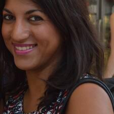 Rishma User Profile