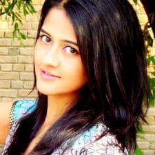 Hajira Ahmed felhasználói profilja