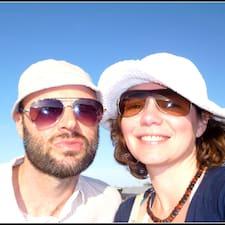 Karine & Andy User Profile