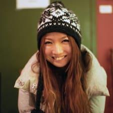 Miyuki is the host.