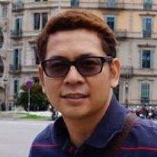 Theerapat User Profile