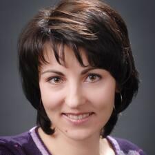 Lyubov - Uživatelský profil
