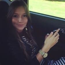 Tetyana User Profile