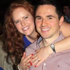 Vanessa & James User Profile