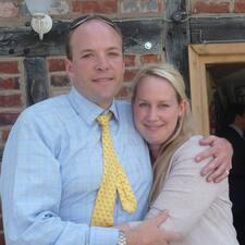 Lizzie & James User Profile