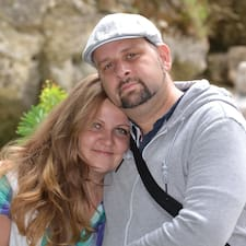 Profil korisnika Fruzsina & Daniel