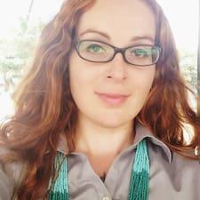 Profil utilisateur de Natalí