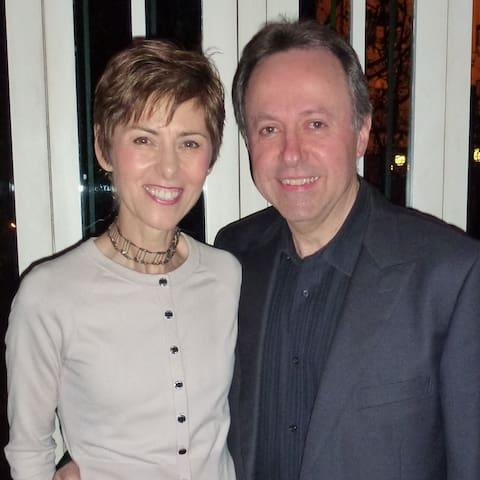 Lillian & Peter
