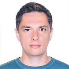 Anton的用戶個人資料