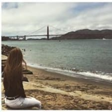 Perfil do usuário de Maria Camila