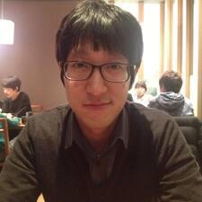 Nutzerprofil von Changseok