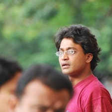 Perfil de usuario de Vivekananda