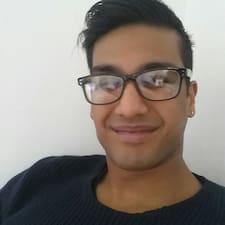 Prashen的用戶個人資料