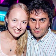 Natalia & Andres的用戶個人資料