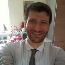 Gebruikersprofiel Pietro