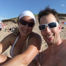Profilo utente di Christine And Eric