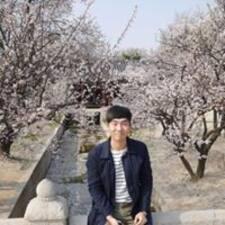 Hyunjoon felhasználói profilja