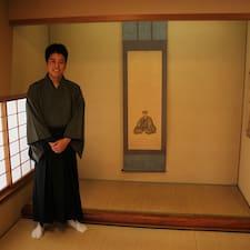 Katsuya User Profile