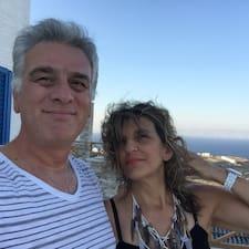 George + Aphrodite User Profile