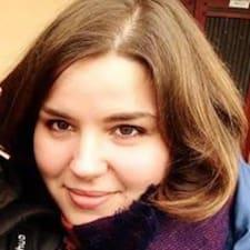 Nutzerprofil von Andreea