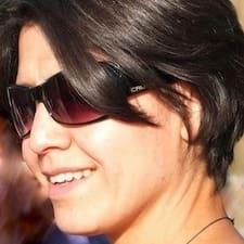 Perfil do utilizador de Luz Adriana