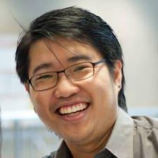 Henkilön Li Wei käyttäjäprofiili