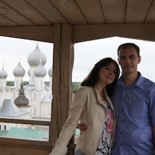 Evgeny And Natalia Brukerprofil