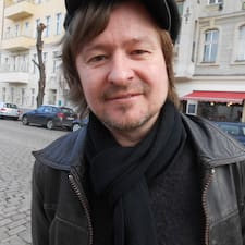 Perfil de usuario de Dirk