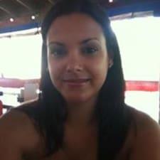 Yudi felhasználói profilja