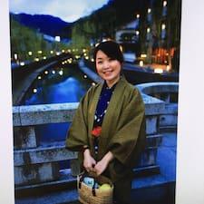 Profil utilisateur de Hsing-Hui