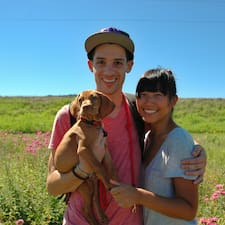 Fanny + Kyle + Lava User Profile