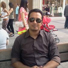 Perfil de usuario de Talal