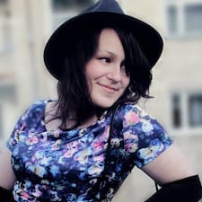 Profilo utente di Magdaléna