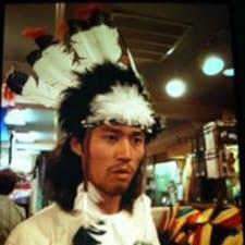 Kazumasa User Profile