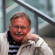 Jens Harald es el anfitrión.
