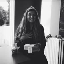 Perfil do utilizador de Mathilde