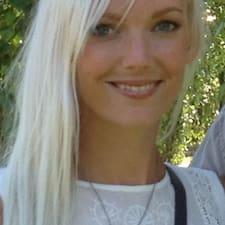 Sigrid felhasználói profilja