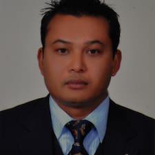 Profil utilisateur de Rajendra