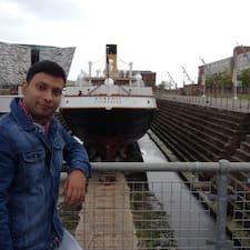 Abhishek Brukerprofil