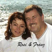 Nutzerprofil von Rosa & Franz