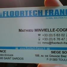 Perfil do utilizador de Floortech France