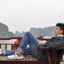 Gebruikersprofiel Yeong