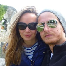 Profil utilisateur de Caro And Tristan