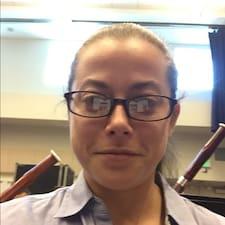 Användarprofil för Alicia