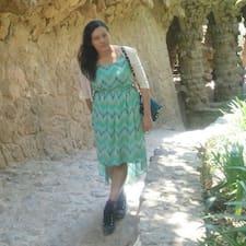 Farhanah felhasználói profilja