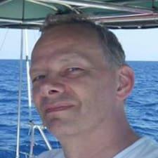 Marcel felhasználói profilja