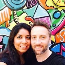 Användarprofil för Scott & Ramona