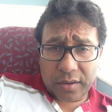 Profil utilisateur de Debashis